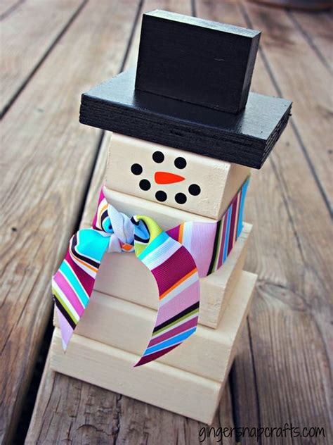 home depot crafts 2x4 snowman tutorial check with home depot for scraps