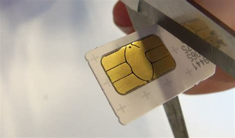 how to make your own sim card how to make your own microsim card for iphone or pc
