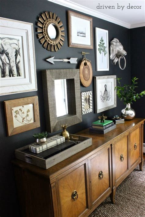 home office wall decor my home office gallery wall reveal tips driven by decor