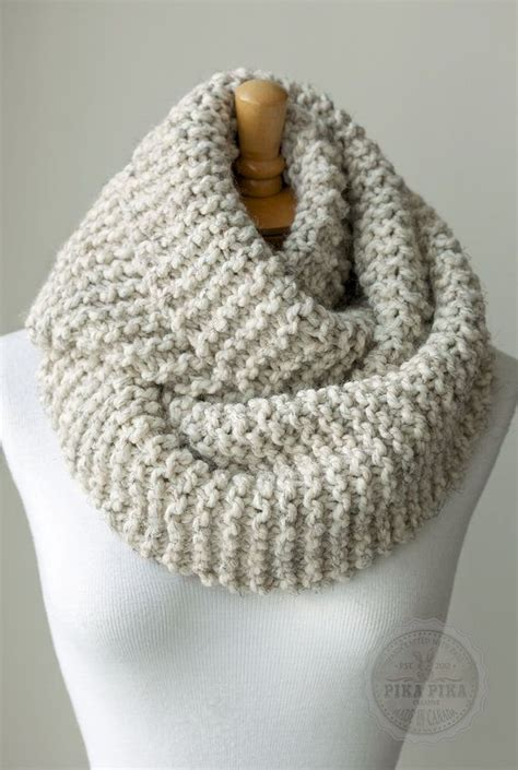 chunky knit scarf pattern best 20 chunky infinity scarves ideas on