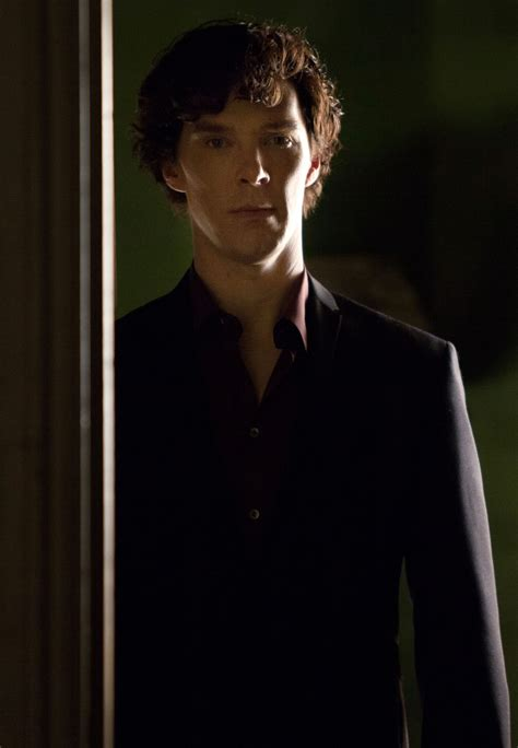 Sherlock Interview: Benedict Cumberbatch Talks Season 3 ... Benedict Cumberbatch As Sherlock