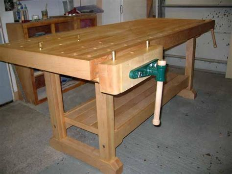 woodworking workbench plans free wood workbench plans free how to make a woodworking bench