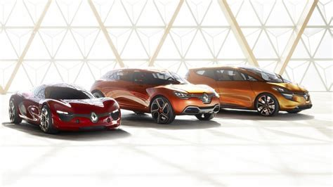 Renault Concept Car by Concept Cars V 233 Hicules Renault Fr