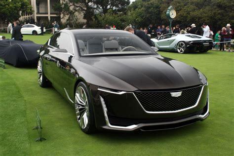 Cadillac Concept by Cadillac Escala Concept Previews The Future Of American