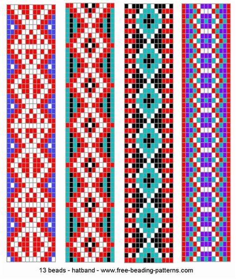 beading pattern free patterns beading loom patterns