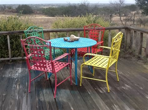 spray painting outdoor wood furniture spray paint outdoor furniture for a look diy