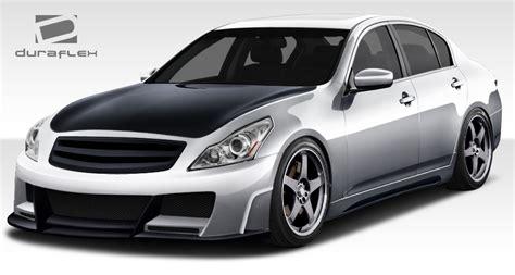2010 Infiniti G Sedan by 2010 2013 Infiniti G Sedan G37 Duraflex Elite Kit