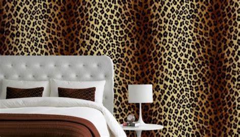 leopard print wallpaper for bedroom leopard print wallpaper take a walk on the side