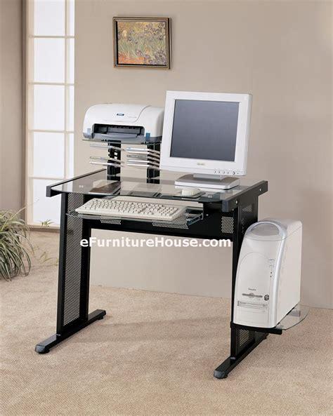 best computer desks 2014 small glass top desk excellent small glass top desk with