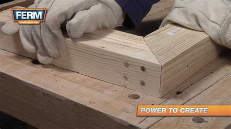 degree in woodworking how to create a strong mitre joint