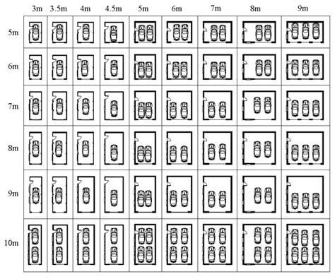 typical garage size faq garage sizes