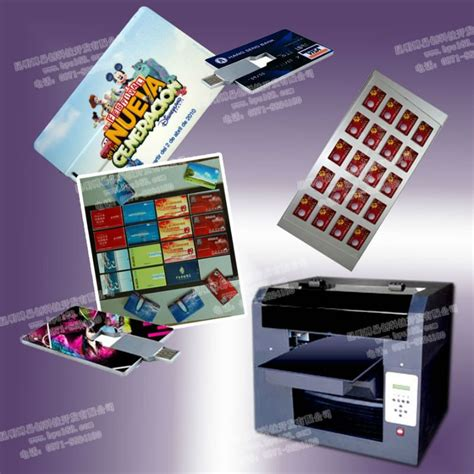 business card machine multicolor metal business cards printing machine