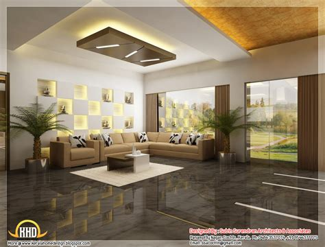 3d interior home design beautiful 3d interior office designs kerala home design and floor plans