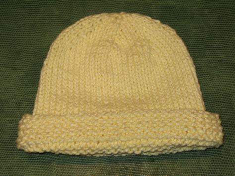 newborn knit hat pattern knitting hats tag hats