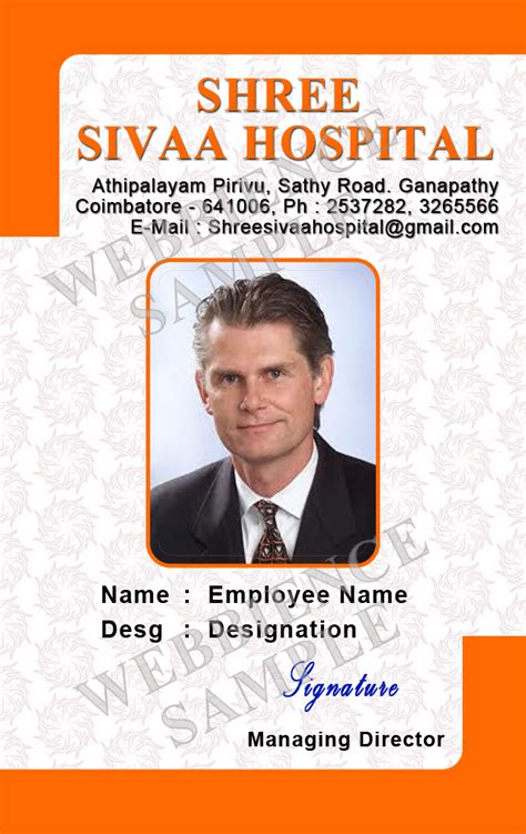 make id cards webbience identity card templates