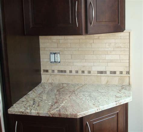 metal tile trim backsplash home design ideas
