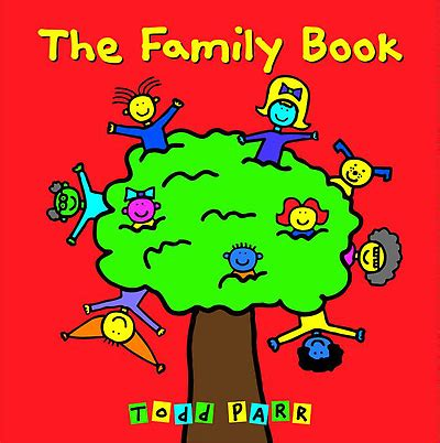 picture books about family family book