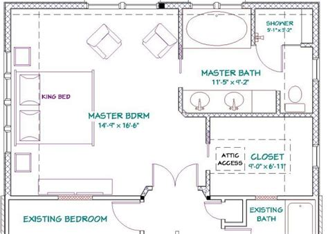 master bedroom bathroom floor plans 25 best ideas about master suite addition on