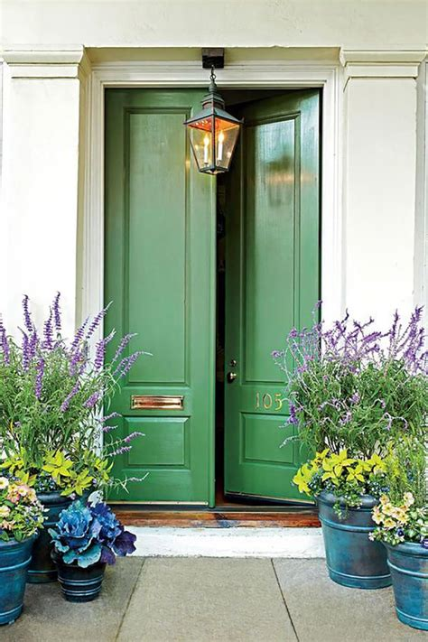 colors to paint front door 10 colorful front doors that ll make you want to bust out