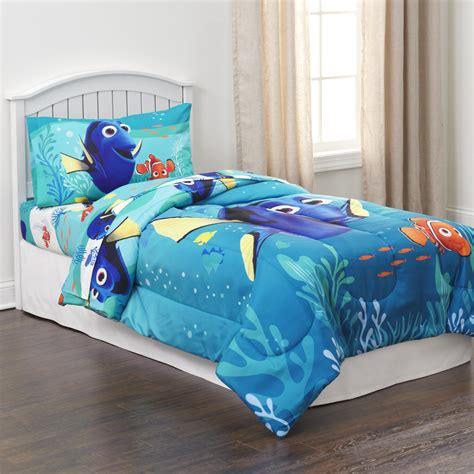 finding nemo comforter set disney finding dory comforter