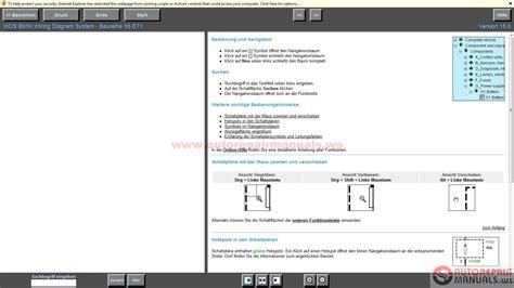 Bmw Wds by Wds Bmw Wiring Diagrams Automotive Wiring Diagrams