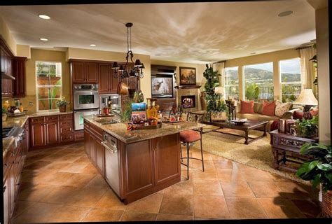 open kitchen dining and living room floor plans kitchen dining room living room open floor plan home design