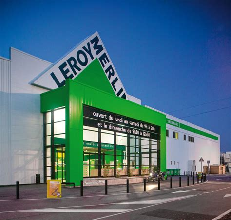 magasin leroy merlin verquin constructions