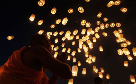 sky lanterns now banned in md illuminate winter celebrations