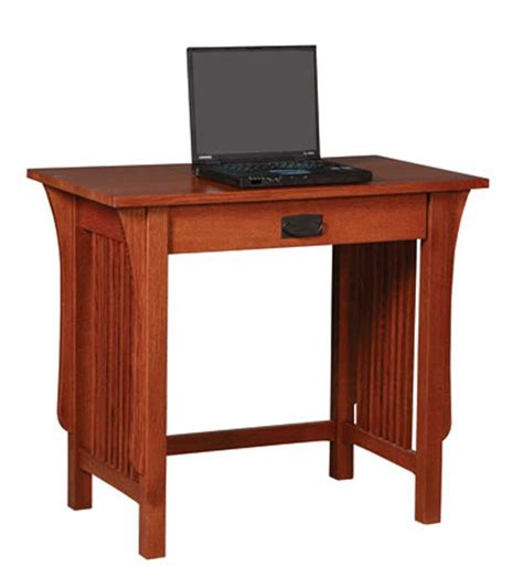 small mission desk small mission desk mastercraft collections 9166 mission