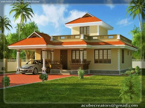 house plans with rear view beautiful house plans rear view house beautiful plans in kerala best single floor house plans