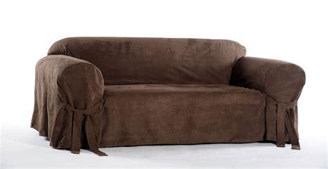 suede sofa slipcover classic micro suede sofa slipcover