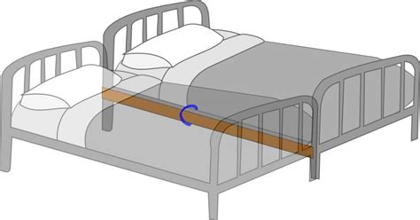 two beds make tips and tricks how to sleep in beds that are
