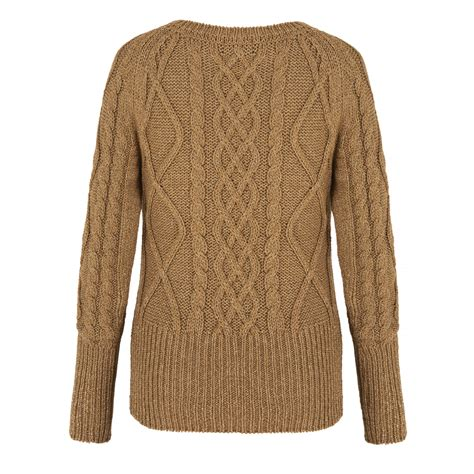 cable knit jumper kew cable knit jumper at daks