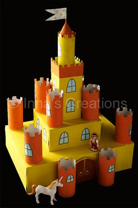 castle crafts for 10 building themed toilet paper roll crafts hative