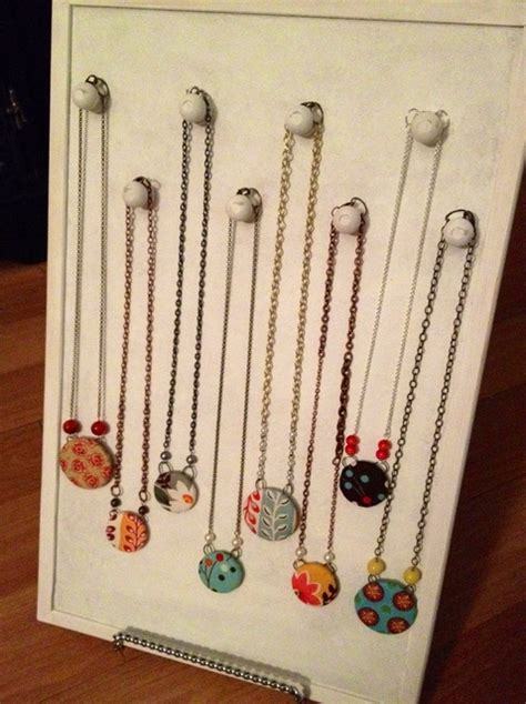 How To Make A Jewelry Display Snapguide