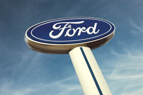 Ford Sign by More Winning And More Big League Ford Makes