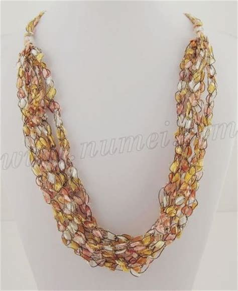 how to make ribbon jewelry 25 best ideas about ribbon necklace on ribbon