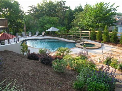 triyae backyard makeover with pool various design