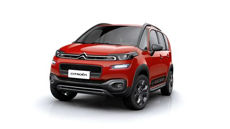 Citroen Brasil by The New C3 Aircross For 2016