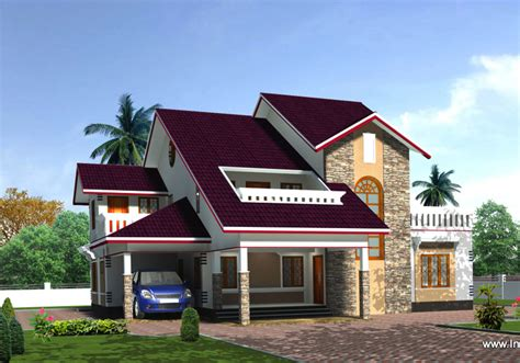 House Front Elevation Designs For Single Floor kerala home design at 3075 sq ft new design home design