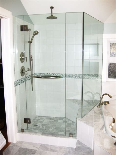 small showers 20 modern bathrooms with glass showers