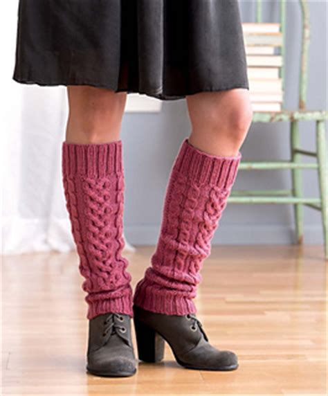 leg warmers knitting pattern 8 ply ravelry climbing vines cabled leg warmers pattern by