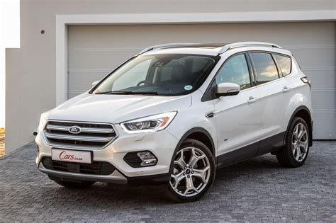 Ford Awd by Ford Kuga 2 0tdci Awd Titanium 2017 Review Cars Co Za