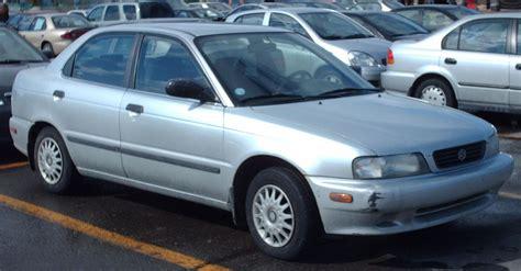 Suzuki Esteem 1998 by Suzuki Esteem
