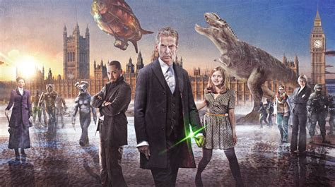The Cabinet Doctor by Doctor Who 8x01 Deep Breath Smallthings