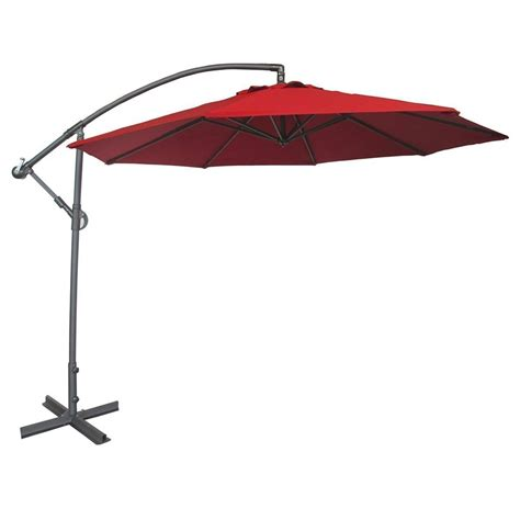 best offset patio umbrella best offset patio umbrella deluxe 10 offset patio