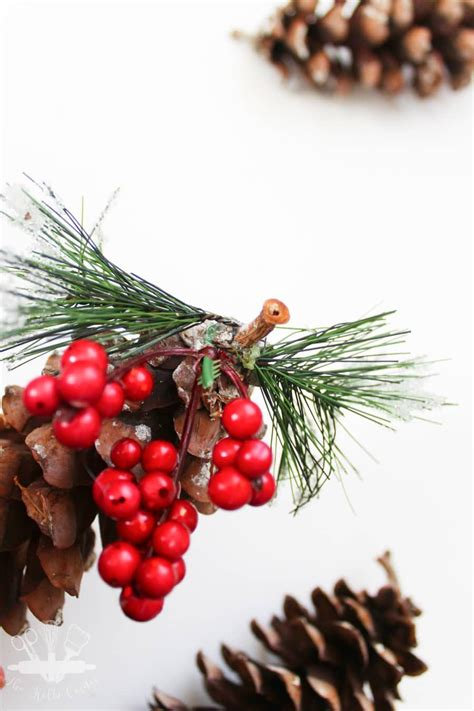 pine cone ornaments to make diy pine cone ornaments 28 images how to make bird