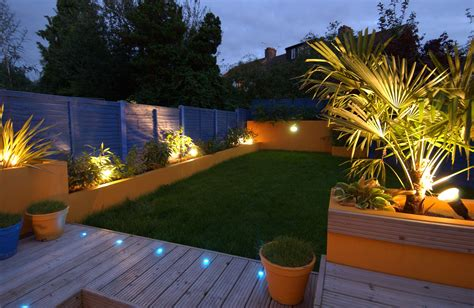 light garden garden lighting the most of your summer evenings