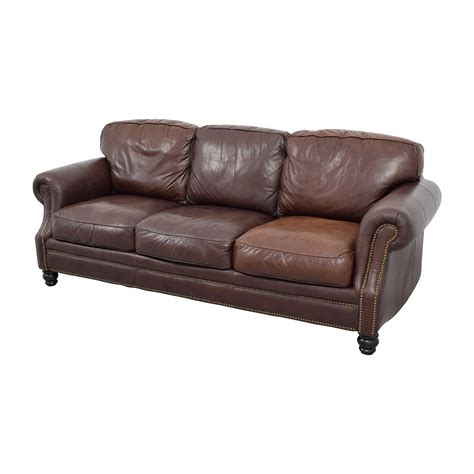 used leather chesterfield sofa chesterfield leather sofa used images brown bonded