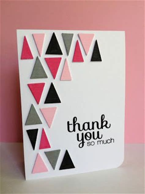 how to make the best day card 25 best ideas about thank you cards on thank
